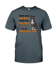 American Pit Bull Terrier I Will Be Watching 1401 Classic T-Shirt thumbnail