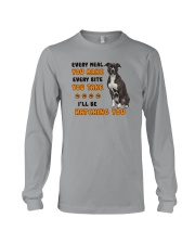 American Pit Bull Terrier I Will Be Watching 1401 Long Sleeve Tee thumbnail