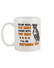 American Pit Bull Terrier I Will Be Watching 1401 Mug back