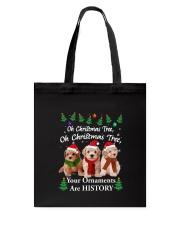 Poodle Ornaments 2310 Tote Bag thumbnail
