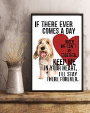 Petit Basset Griffon Vendeen In My Heart 11x17 Poster lifestyle-poster-3