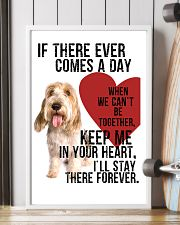 Petit Basset Griffon Vendeen In My Heart 11x17 Poster lifestyle-poster-4