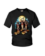 German Shepherd Dracula Family 1608 Youth T-Shirt thumbnail