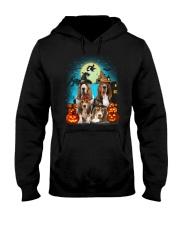 Gaea - Basset Hound Halloween - 1608 - 13 Hooded Sweatshirt thumbnail
