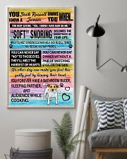 Jack Russell Terrier Owns You 11x17 Poster lifestyle-poster-1