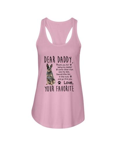 Australian Cattle Dog Dear Daddy Mug 1701