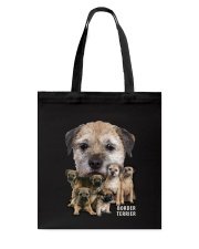 Border Terrier Awesome Family 0501 Tote Bag thumbnail