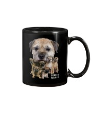 Border Terrier Awesome Family 0501 Mug thumbnail