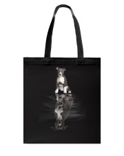 American Staffordshire Terrier Be Yourself Tote Bag thumbnail