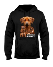 Rhodesian Ridgeback Awesome Family 0701 Hooded Sweatshirt thumbnail