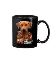 Rhodesian Ridgeback Awesome Family 0701 Mug thumbnail