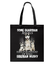 Siberian Husky Wings 0210 Tote Bag thumbnail