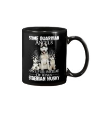 Siberian Husky Wings 0210 Mug tile