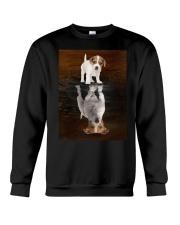 Jack Russell Terrier Believe Crewneck Sweatshirt thumbnail