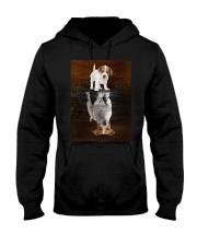 Jack Russell Terrier Believe Hooded Sweatshirt thumbnail