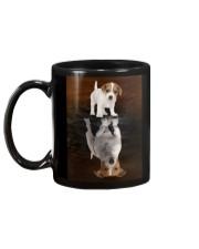 Jack Russell Terrier Believe Mug back
