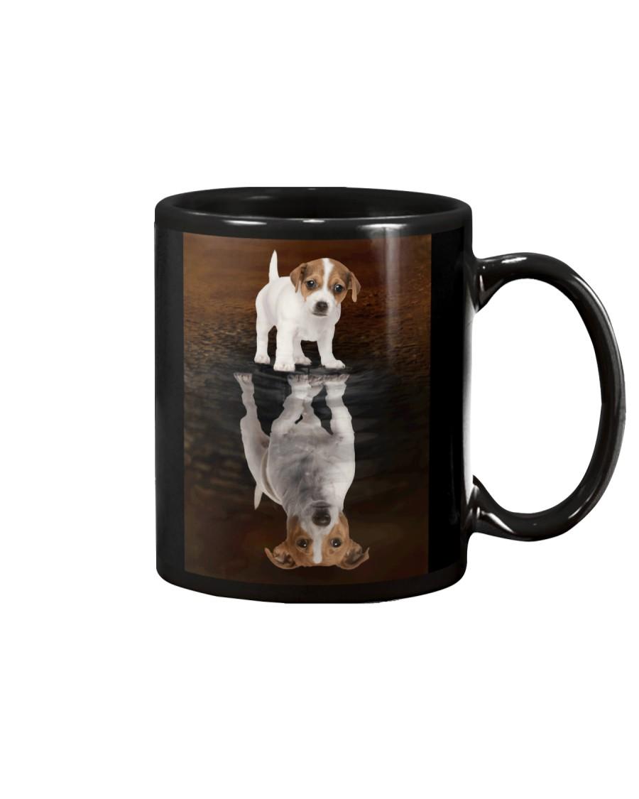 Jack Russell Terrier Believe Mug