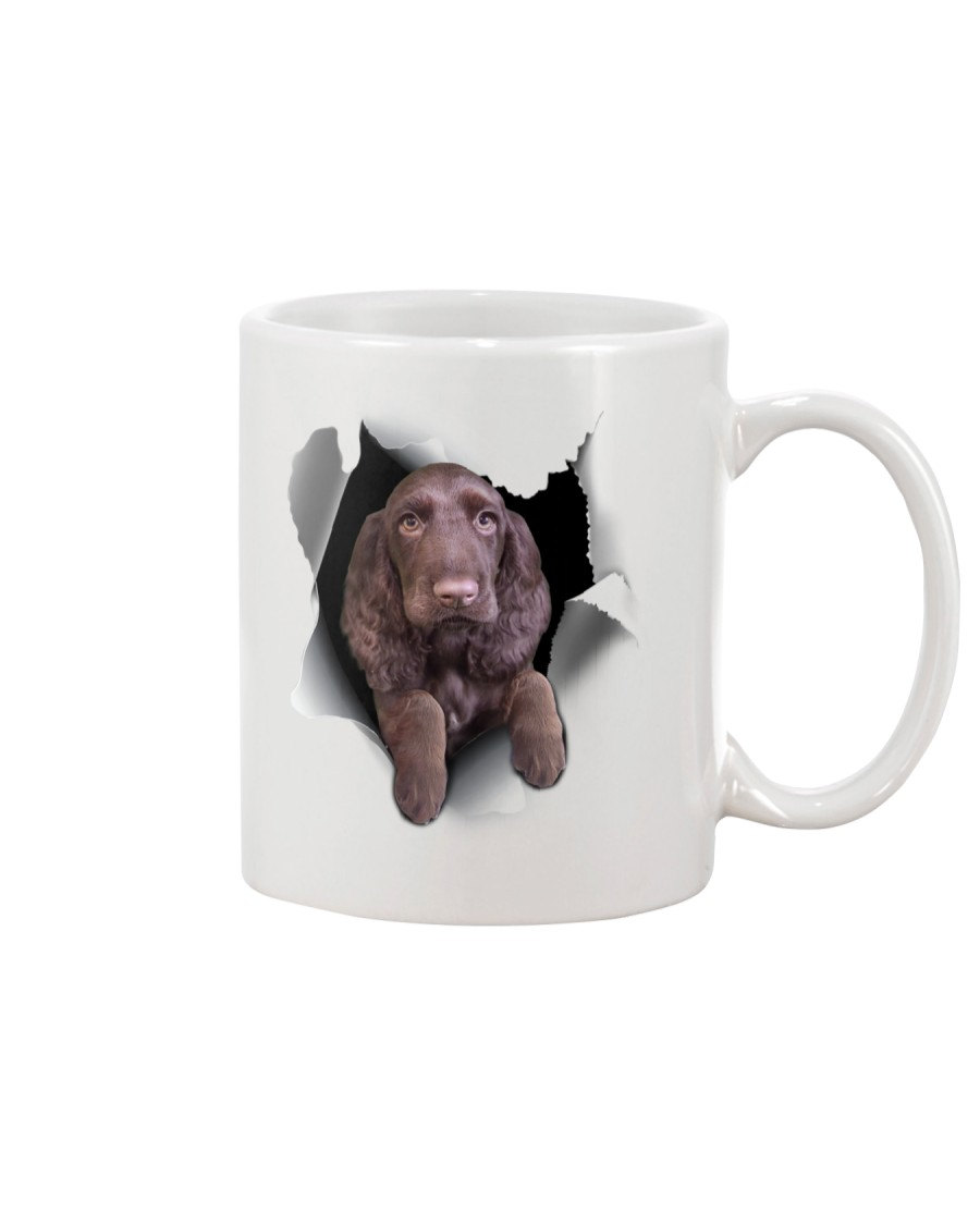 Field Spaniel Scratch Hole Mug 2801 Mug
