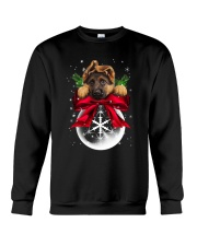 German Shepherd Noel Crewneck Sweatshirt thumbnail