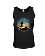 Walking Find What You Love Unisex Tank thumbnail