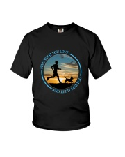 Walking Find What You Love Youth T-Shirt thumbnail