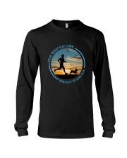 Walking Find What You Love Long Sleeve Tee thumbnail