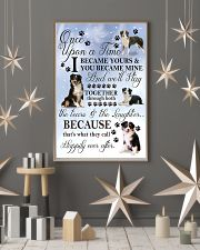 Miniature-Australian-Shepherd I Became Yours 1001  11x17 Poster lifestyle-holiday-poster-1