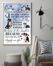 Miniature-Australian-Shepherd I Became Yours 1001  11x17 Poster lifestyle-poster-1
