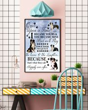 Miniature-Australian-Shepherd I Became Yours 1001  11x17 Poster lifestyle-poster-6