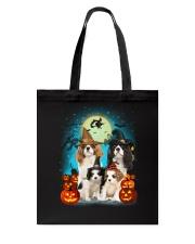 Gaea - Cavalier King Charles Spaniel Halloween Tote Bag thumbnail