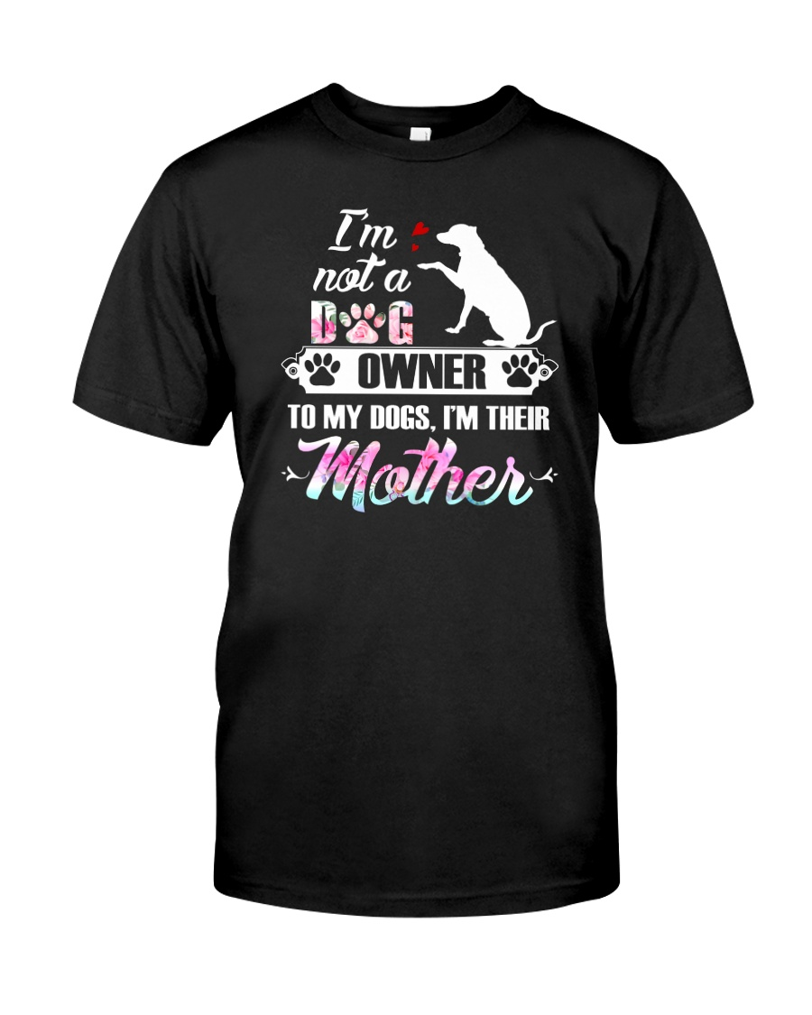 Dog Mother 1409 Classic T-Shirt