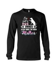 Dog Mother 1409 Long Sleeve Tee thumbnail