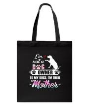 Dog Mother 1409 Tote Bag thumbnail