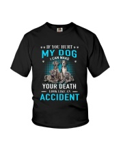 Great Dane Accident Youth T-Shirt thumbnail