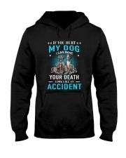 Great Dane Accident Hooded Sweatshirt thumbnail