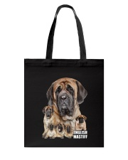 English Mastiff Awesome Family 0701 Tote Bag thumbnail