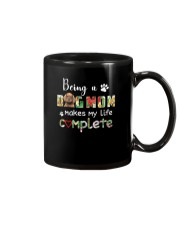 Dog Mom Complete Mug thumbnail