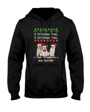O Christmas Tree Shih Tzu Hooded Sweatshirt thumbnail