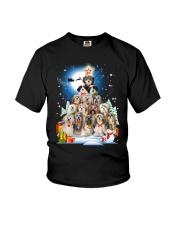 Lhasa Apso Pine 0310 Youth T-Shirt thumbnail