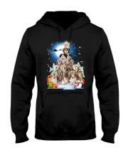 Lhasa Apso Pine 0310 Hooded Sweatshirt thumbnail