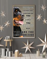Rottweiler Best Mom Ever Poster 2512  11x17 Poster lifestyle-holiday-poster-1