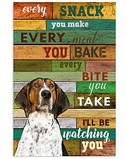 Treeing-Walker-Coonhound Watching You Poster 2601 11x17 Poster front