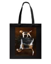 English Foxhound Reflection Mug 1312 Tote Bag thumbnail