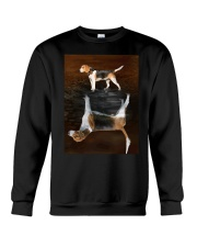 English Foxhound Reflection Mug 1312 Crewneck Sweatshirt thumbnail