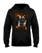 English Foxhound Reflection Mug 1312 Hooded Sweatshirt thumbnail