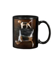 English Foxhound Reflection Mug 1312 Mug front