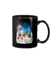 Pug Snowman 0809 Mug thumbnail