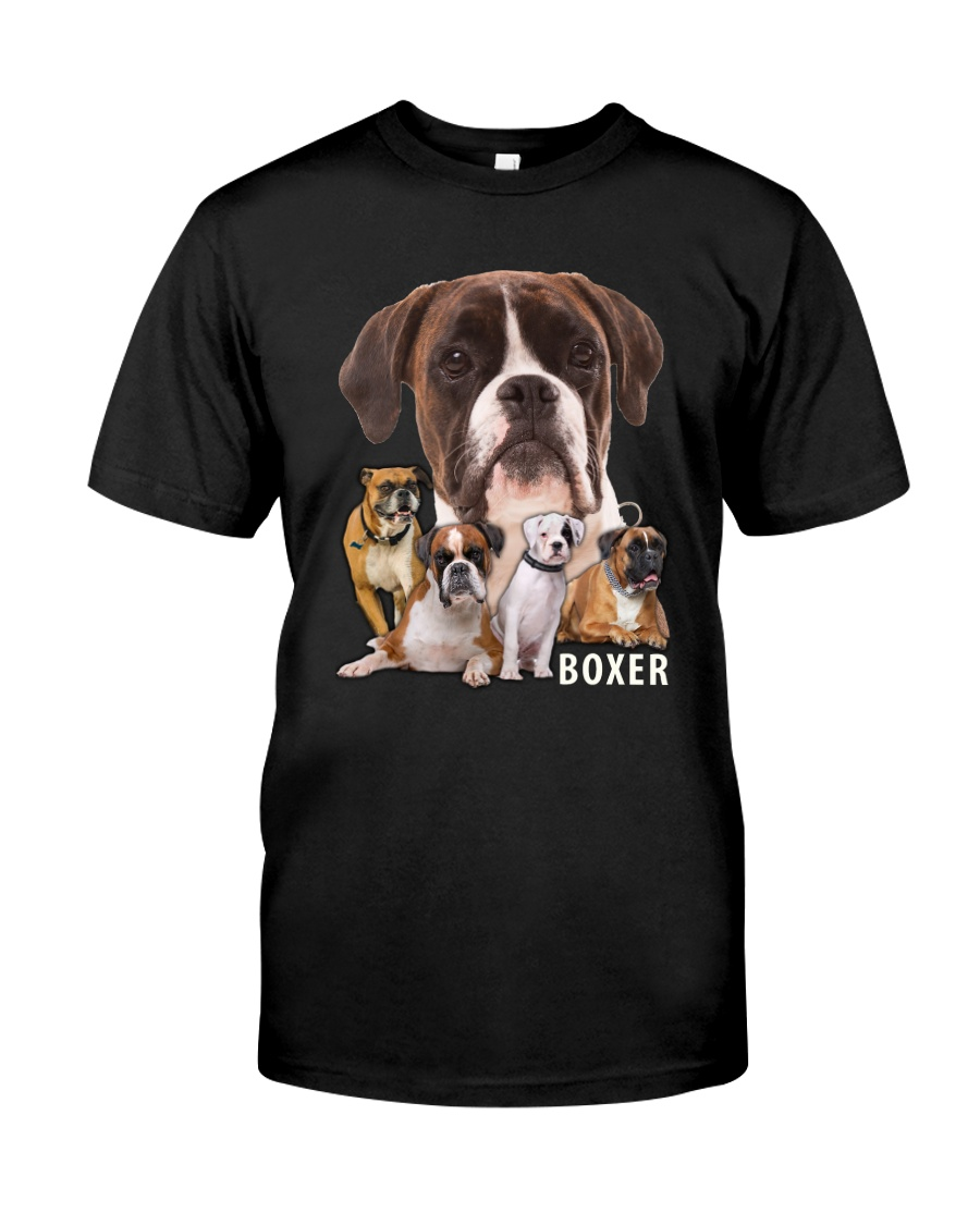 Boxer Awesome Family 0501 Classic T-Shirt