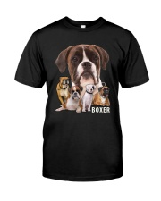 Boxer Awesome Family 0501 Classic T-Shirt front