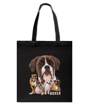 Boxer Awesome Family 0501 Tote Bag thumbnail